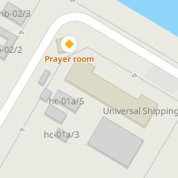 Whitesea Shipping & Supply, FZC, hc-01a, Block HC Street
