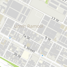 Logistics companies in umm ramool in UAE on the map